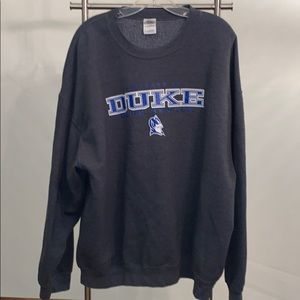 Duke University Collegiate Sweatshirt Men's XXL